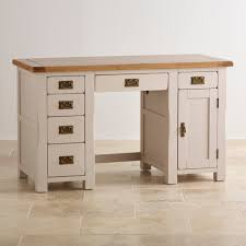 Small Oak Writing Desk by Computer Desks Free Delivery Available Oak Furniture Land