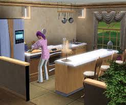 sims 3 cuisine sims 3 téléchargement maison eco logic
