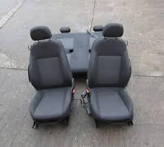 siege opel opel corsa d sitze sitz fahrersitz beifahrersitz rückbank