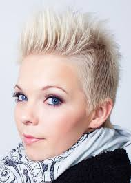 very short spikey hairstyles for women short hairstyles sharp short spikey hairstyles for thin hair 2015