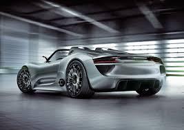 porsche concept sketch porsche 918 spyder concept car body design