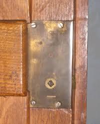 repair a broken cupboard catch 4 steps