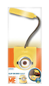 clip on bed light minions clip on bed light amazon co uk lighting
