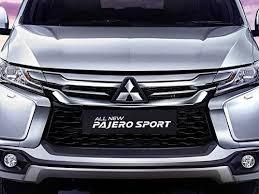All New Pajero Sport List Kap Mobil Depan Molding Chrome simulasi kredit mitsubishi pajero sport promo dp harga cicilan