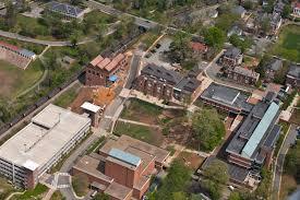 University Of Virginia Campus Map by Uva Arts At The University Of Virginia