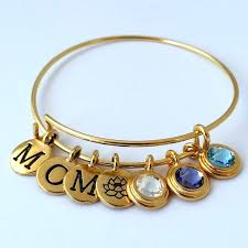 mothers day birthstone bracelet lotus birthstone bracelet tutorial jewelry inspiration