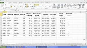 how to move quickly within a worksheet microsoft excel youtube