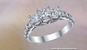 cheap princess cut engagement rings 3 princess cut engagement rings and other alternatives to 3