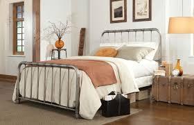 interesting metal bed frames king nathan king size metal bed frame