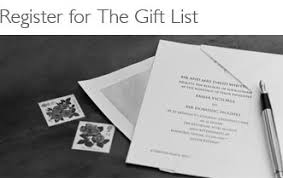 wedding gift list lewis lewis wedding gift list checklist lading for