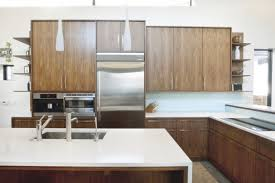 walnut kitchen ideas walnut kitchen cabinets modern