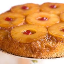 pineapple upside down cake never enough thyme