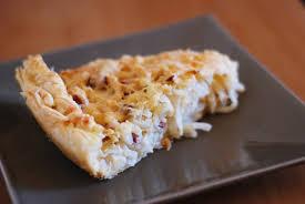 cuisiner des navets blancs tarte aux navets blancs confits d alsace mon assiette gourmande