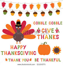thanksgiving day card retro posters set stock vector 220903030