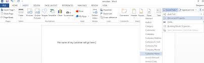 quick parts combine word u0026 sharepoint metadata sharegate