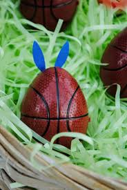 sports easter eggs jac o lyn murphy easter basket sports themed easter