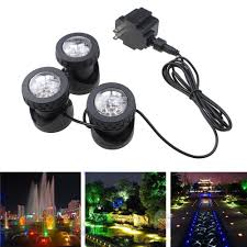 multi color led landscape lighting www imagestoreus com image 25w 200ma led underwater spot