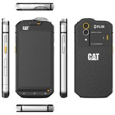 cat s60 dual sim underwater dual camera 13 megapixel ip 68 and