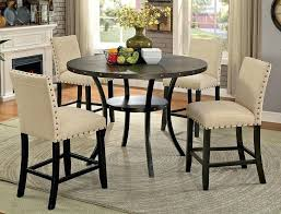 industrial style pub table industrial pub table and chairs industrial counter height table set