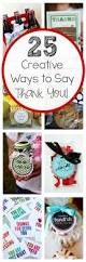 Halloween Gift Ideas For Boyfriend by 25 Creative Ways To Say Thank You Crazy Little Projects