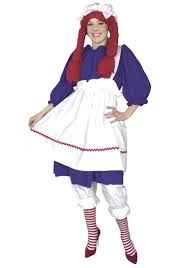 plus size rag doll costume costumes halloween costumes and