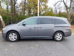 Honda Odyssey 2014 Roof Rack by 2014 Used Honda Odyssey 5dr Ex L At Chevrolet Of Fayetteville