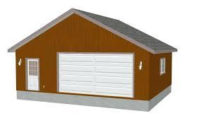 24 x 24 garage plans plans 30 x 24 garage plans 9 detached with loft 30 x 24 garage plans