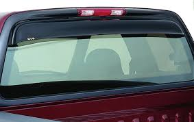 gt styling rear window deflector fast u0026 free shipping