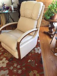 lazy boy small profile rocker recliner furniture in hillsborough