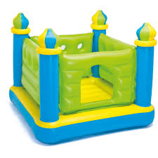 intex inflatable jr jump o lene castle bouncer walmart com