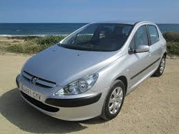 peugeot spain peugeot 307 1 6 automatic for sale in javea costa blanca spain