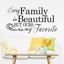 wall sticker family beautiful vinyl wall decal home decoration 29