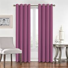 Purple Thermal Blackout Curtains by Blackout Thermal Curtains Sale U2013 Ease Bedding With Style