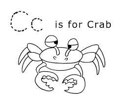 lawteedah letter c crab theme oceans pinterest activities