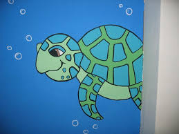 Mural Designs by Turtle From Imagine Mural Designs In Central Point Or 97502