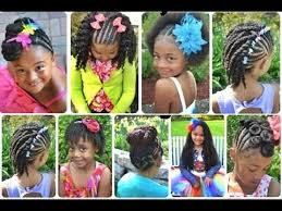 african american toddler cute hair styles cute black braided hairstyles for little girls youtube