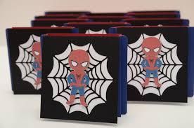 spiderman party jingvitations