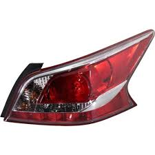nissan altima tail light cover nissan altima replacement tail light at monster auto parts