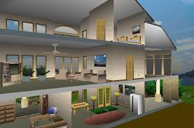 Professional Floor Plan Software Architecture 3d Floor Plan And Interior Home Design By Home