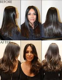 hairstyle makeovers before and after haircut and color before and after hair makeover hair by anh