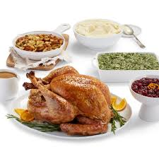 organic classic roasted turkey dinner for 8 whole