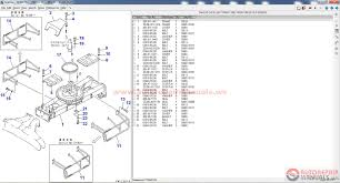komatsu construction parts catalog 07 2015 auto repair manual