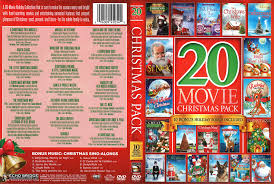 20 movie christmas pack dvd cover 2016 r1