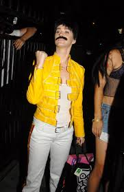 freddie mercury halloween costume celebrities dressed as celebrities for halloween mirror online