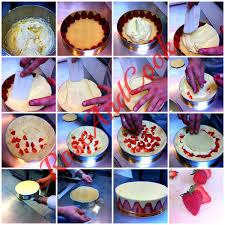 cuisiner avec un patissier le fraisier et autres entremets avec fruits et génoise recette cap