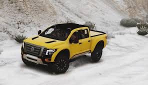titan nissan 2017 nissan titan warrior 2017 add on replace livery extras