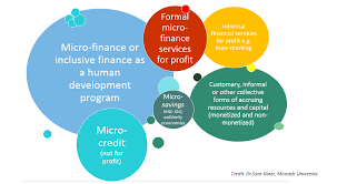 Formal Credit And Informal Credit exploring the evidence s empowerment and microfinance in the