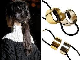 hair cuff hair trend hair cuffs and metallic hair accessories hair