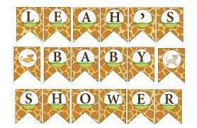 lion baby shower lion king baby shower custom diy printable banner