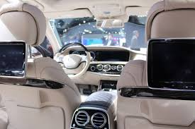 maybach car 2015 naias 2015 ultimate luxury in the mercedes maybach